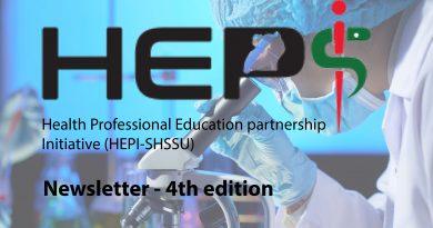 HEPI Newsletter 4rd Edition June 2021